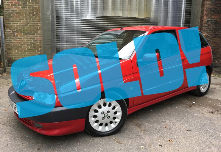 1998 Alfa Romeo 145 1.8 TS