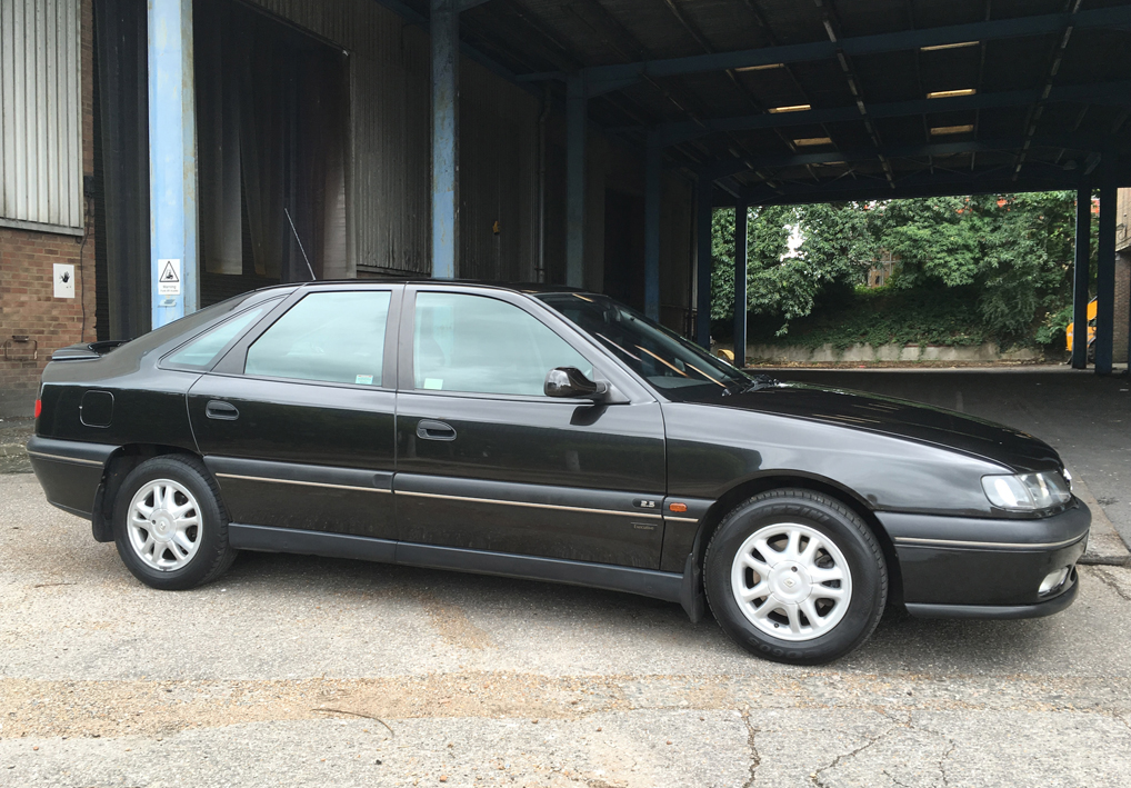 1998 Renault Safrane 2 5 Rxe Executive Stone Cold Classics