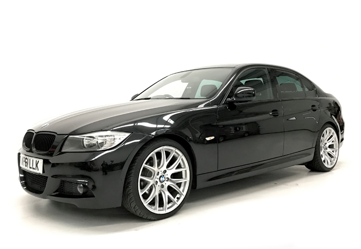 2012 BMW 318d Sport Plus Edition