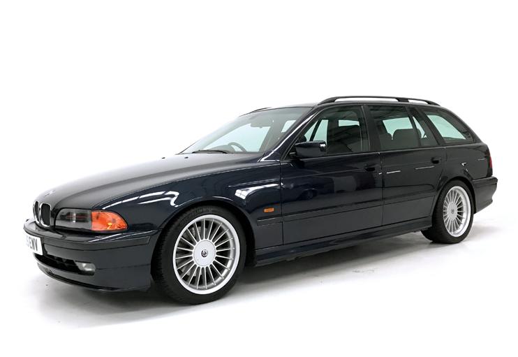1999 Alpina B10 3.3 Touring