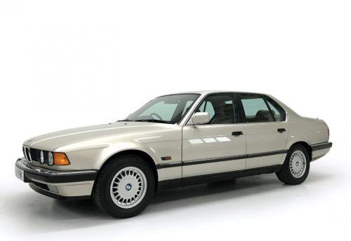 1989 BMW 735i SE