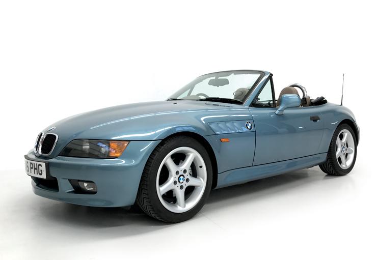1997 BMW Z3 1.9 auto
