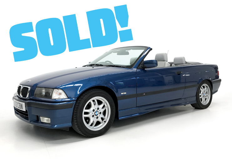 2000 BMW 318i M Sport Convertible