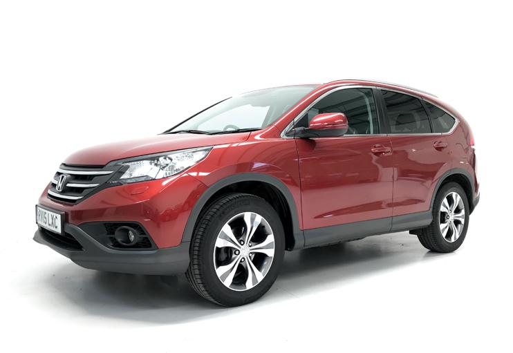 2015 Honda CR-V SRi i-DTEC