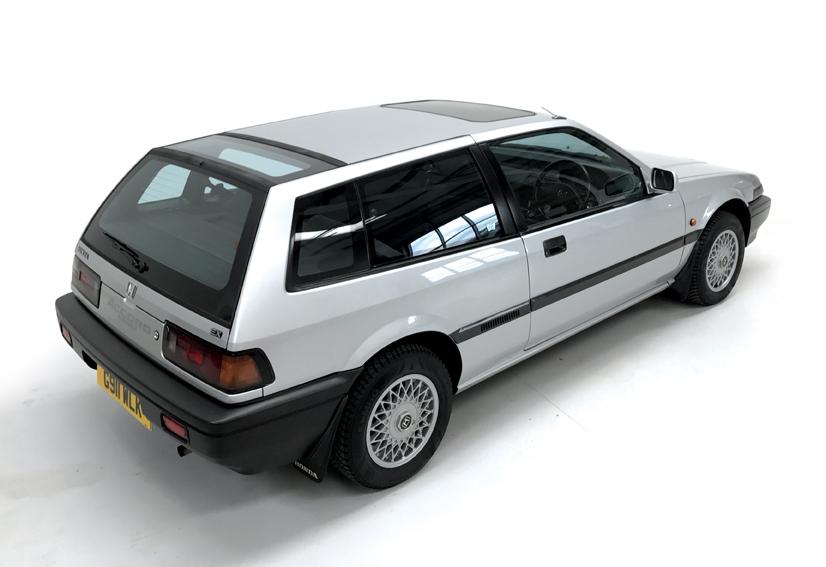 1990 Honda Accord Aerodeck 2 0ex Stone Cold Classics