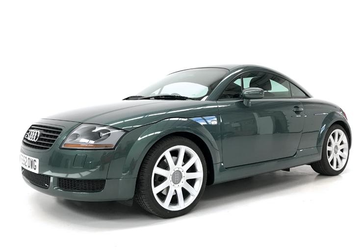 2002 Audi TT 225 quattro