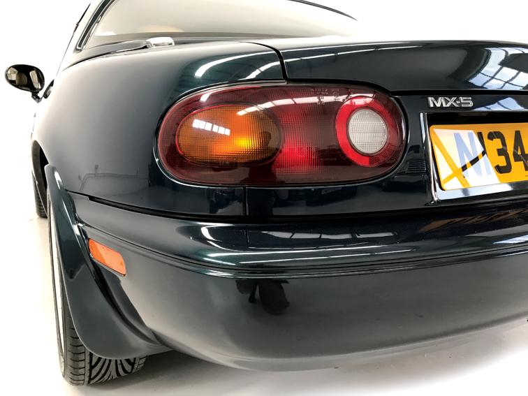 1996 Mazda Mx5 Mk1 Gleneagles Rear Detail3 Stone Cold