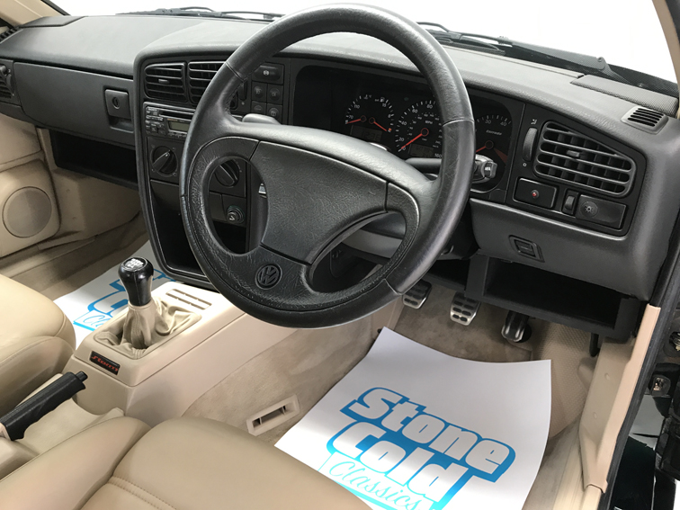 1996 VW Corrado VR6 Storm - Stone Cold Classics