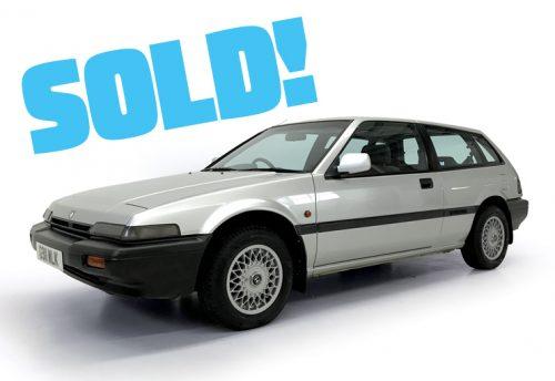 1990 Honda Accord Aerodeck 2.0EX