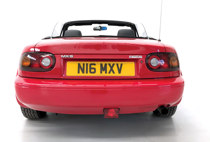 1996 mazda mx5 16 for sale rear3 stone cold classics. Black Bedroom Furniture Sets. Home Design Ideas