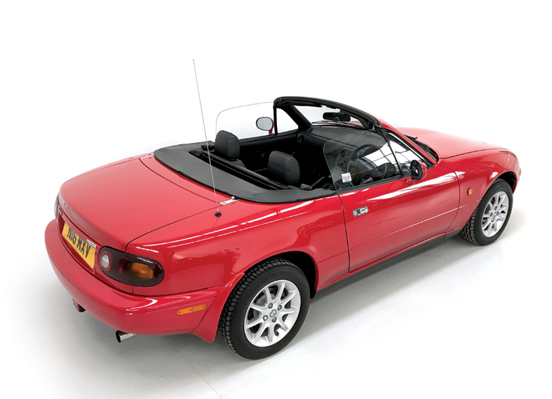 1996 mazda mx5 16 for sale rearhigh stone cold classics. Black Bedroom Furniture Sets. Home Design Ideas