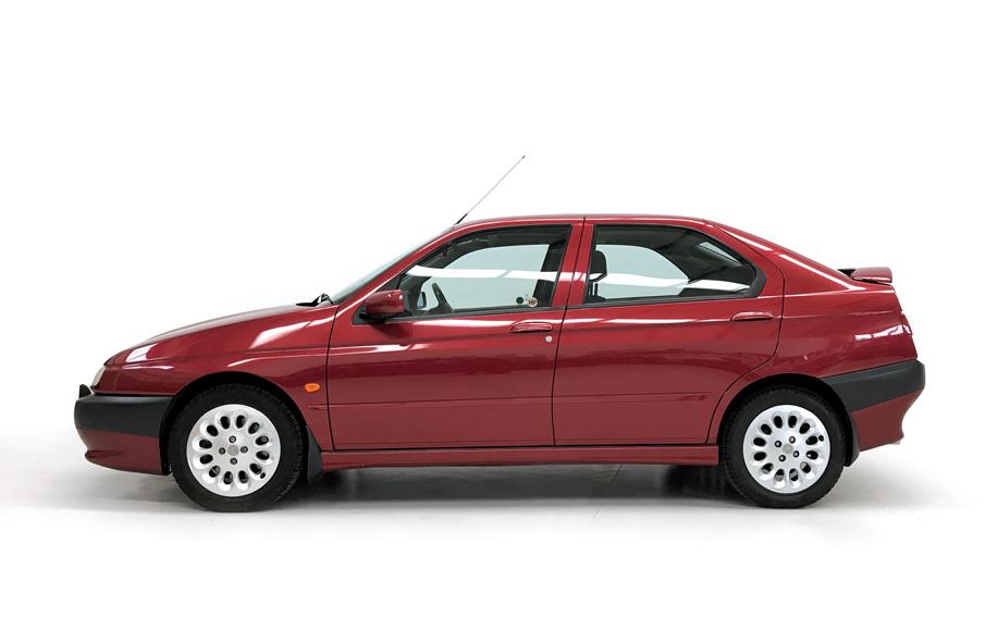 1997 Alfa Romeo 146 Ti Stone Cold Classics