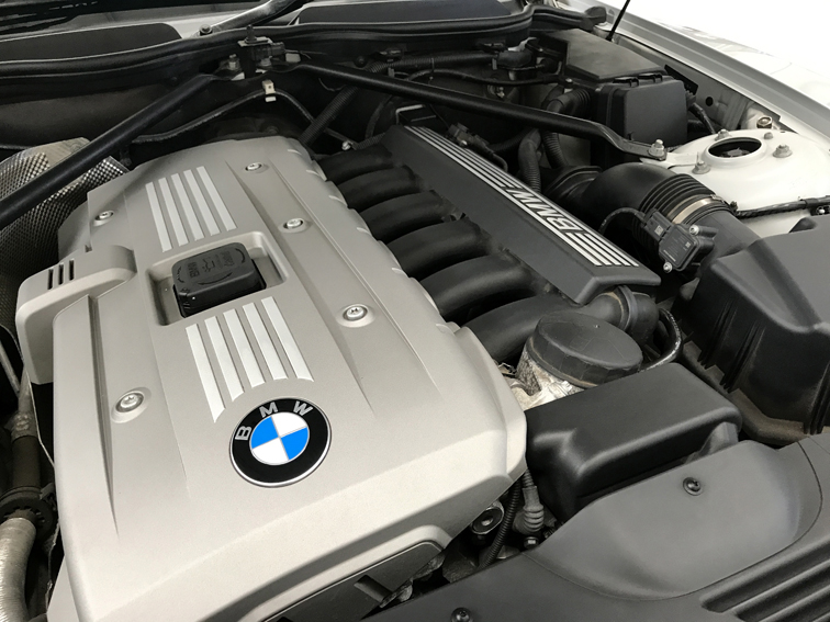 2006 Bmw Z4 25i Sport For Sale Enginedetail2 Stone Cold