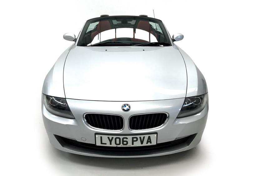 2006 Bmw Z4 25i Sport For Sale Front Stone Cold Classics