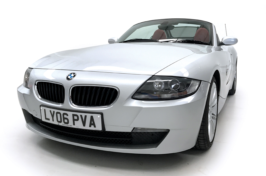 2006 Bmw Z4 25i Sport For Sale Front2 Stone Cold Classics