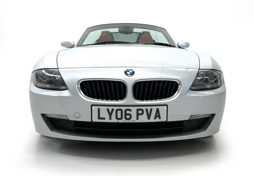 2006 Bmw Z4 25i Sport For Sale Fullfront Stone Cold Classics