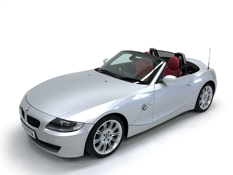 2006 Bmw Z4 25i Sport For Sale Topfront Stone Cold Classics