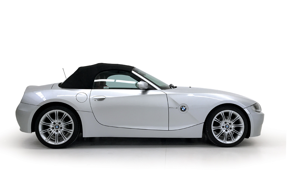 2006 Bmw Z4 25i Sport For Side Roof Up Stone Cold Classics