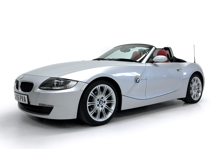 2008 Bmw Z4 25i Sport For Sale Stone Cold Classics