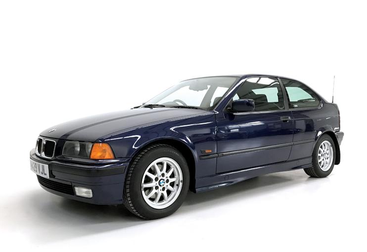 1994 BMW 318 ti