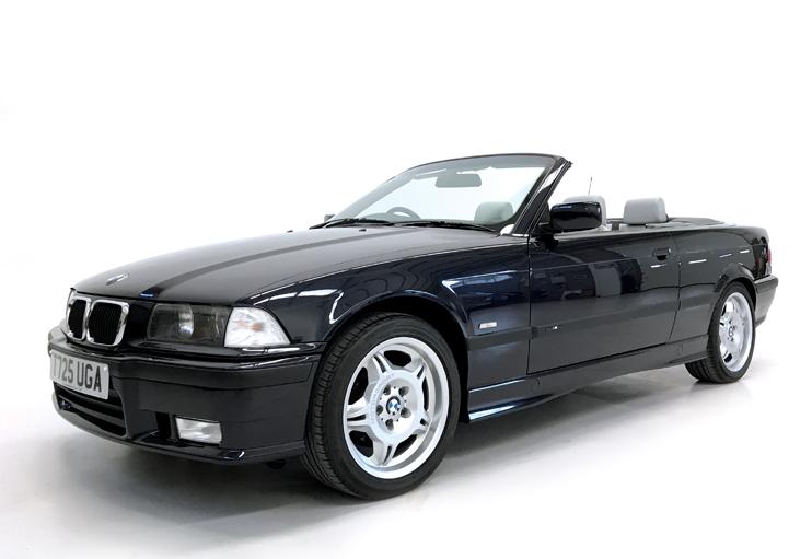 1999 BMW 328i Sport