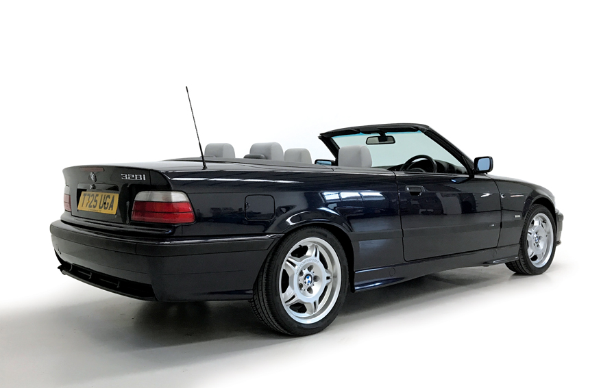 1999 bmw 328i sport convertible for sale rear low stone. Black Bedroom Furniture Sets. Home Design Ideas