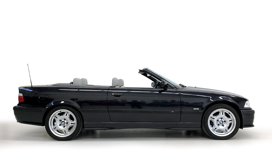 1999 bmw 328i sport convertible for sale side stone cold classics. Black Bedroom Furniture Sets. Home Design Ideas
