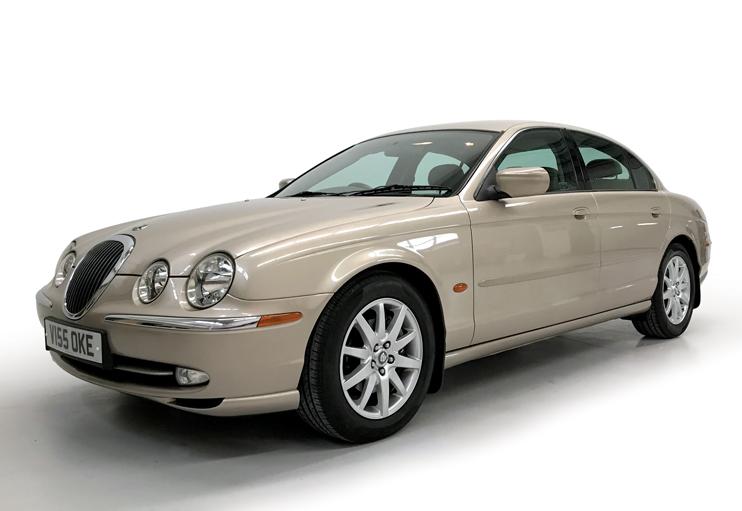 1999 Jaguar S-Type 3.0 V6