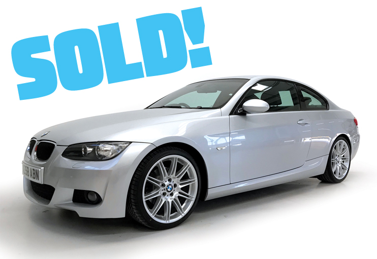 2008 BMW 320d Sport Coupe