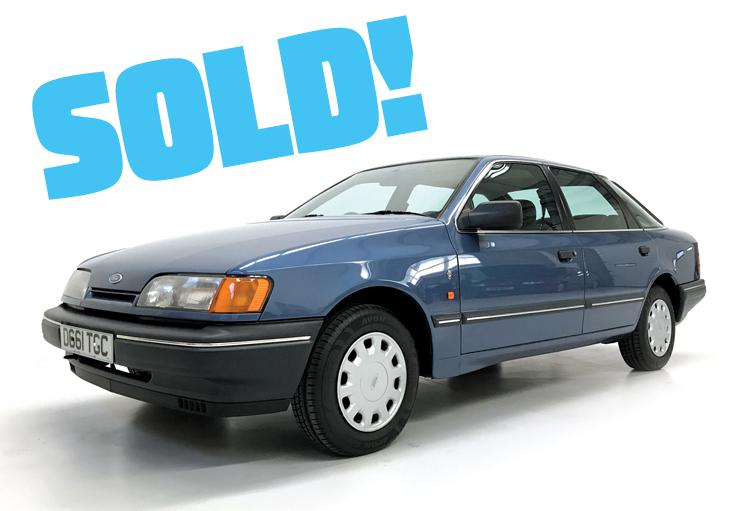 1987 Ford Granada 2.0i Ghia
