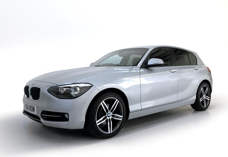 2011 BMW 120d Sport