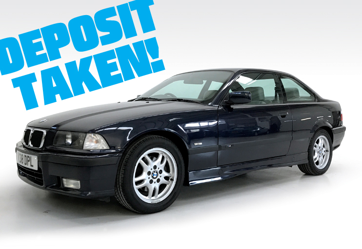 1999 BMW 318iS M-Sport