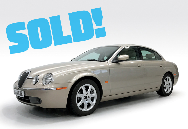 2005 Jaguar S-Type SE 2.7D