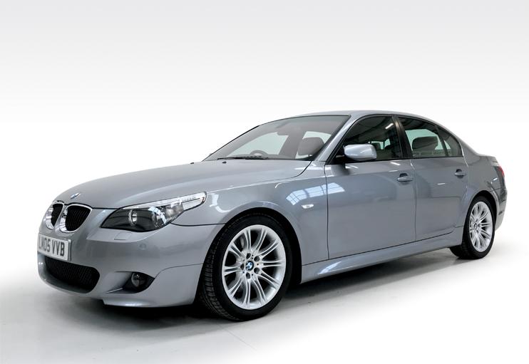 2005 BMW 535d Sport