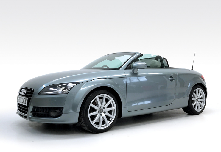 2007 Audi TT 3.2 V6 DSG