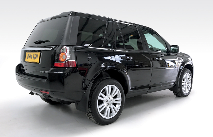 2014 land rover freelander 2 sd4 hse lux for sale rear stone cold classics. Black Bedroom Furniture Sets. Home Design Ideas