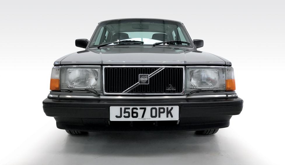 1991 Volvo 240 GL - Stone Cold Classics