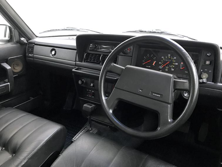 Volvo For Sale >> 1991-Volvo-240-GL-auto-for-sale-steering - Stone Cold Classics