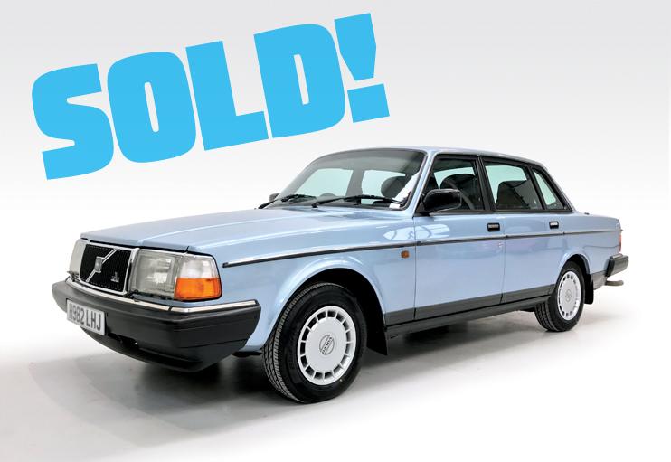 1991 Volvo 240GL