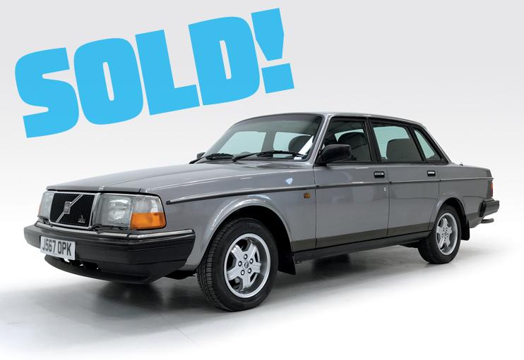 1991 Volvo 240 GL
