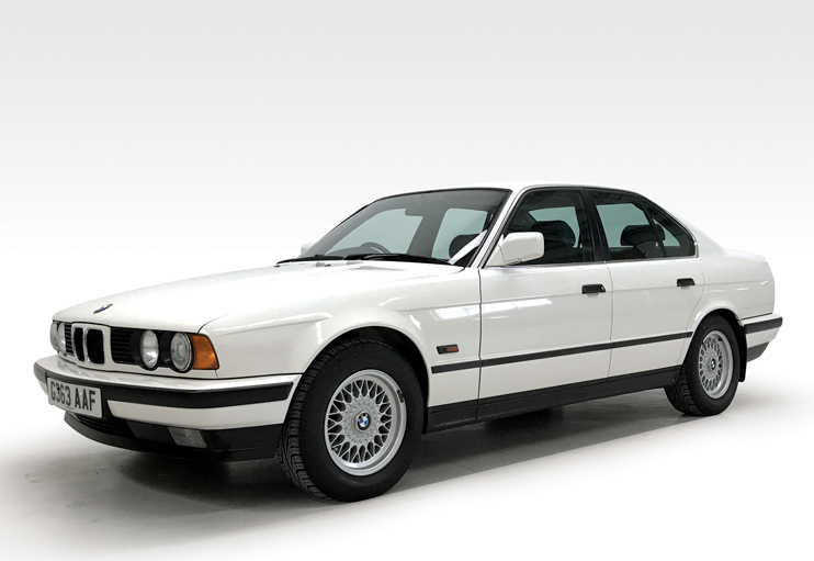 1989 BMW 525i SE
