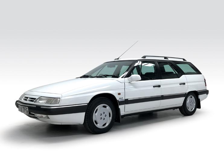 1996 Citroen XM 2.1 TD VSX