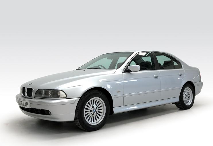 2001 BMW 520i SE