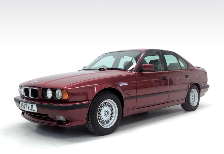 1994 BMW 525i SE