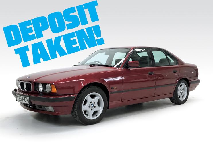 1997 BMW 530i