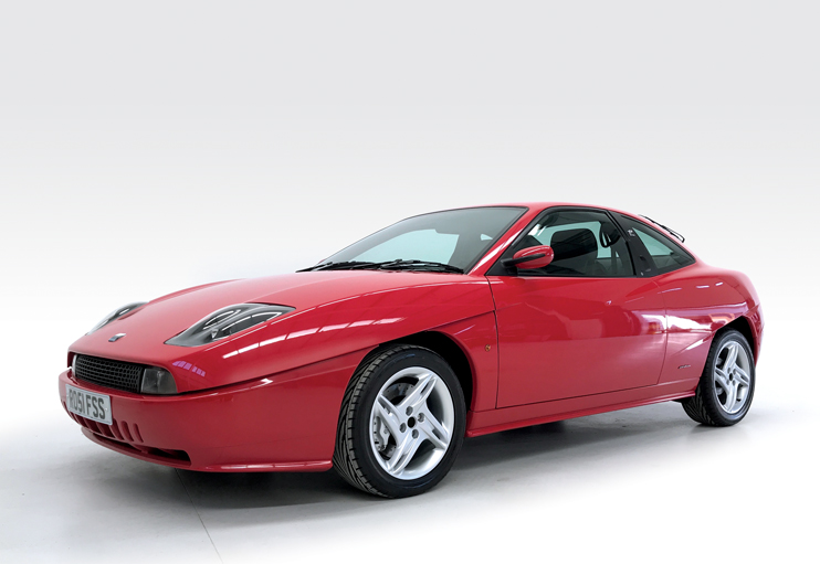 2001 Fiat Coupe 20v Turbo