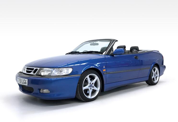 1999 Saab 93 Viggen