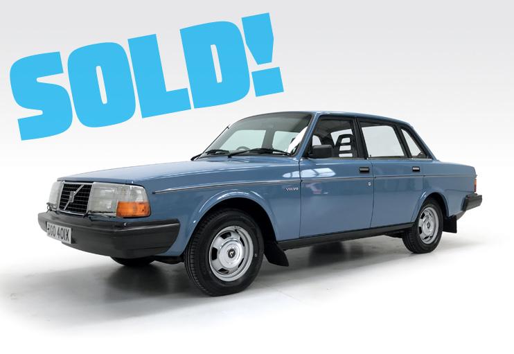 1981 Volvo 244 DL