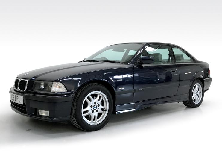 1999 BMW 318iS M Sport