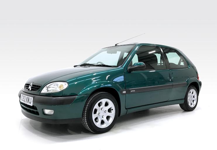 2000 Citroen Saxo VTR